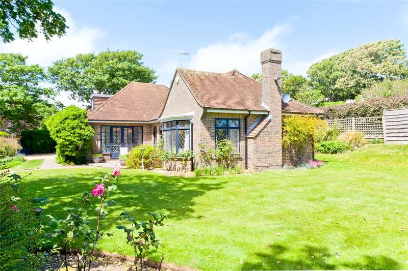 4 Bedrooms Detached House for sale in The Green, Rottingdean, Brighton, East Sussex, BN2