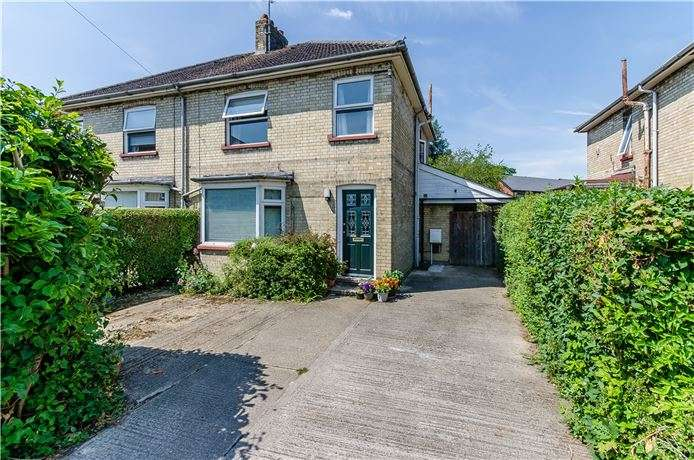 3 Bedrooms Semi Detached House for sale in Ramsden Square, Cambridge