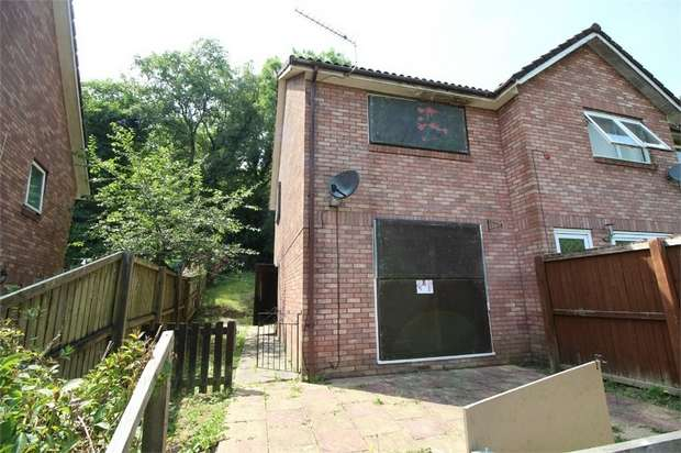 2 Bedrooms Semi Detached House for sale in Hafod Court Road, Thornhill, CWMBRAN, Torfaen