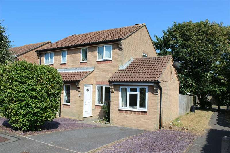 2 Bedrooms House for sale in Lulham Close, Telscombe Cliffs