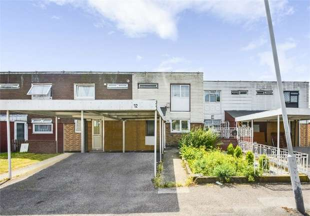 3 Bedrooms Terraced House for sale in Manorhall Gardens, London