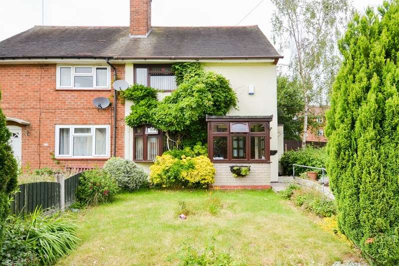 2 Bedrooms Semi Detached House for sale in Roundlea Road, Northfield, Birmingham