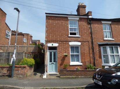 2 Bedrooms End Of Terrace House for sale in Norfolk Street, Leamington Spa, Warwickshire, England