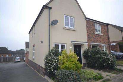 2 Bedrooms Semi Detached House for sale in Seven Foot Lane, Nuneaton, Warwickshire
