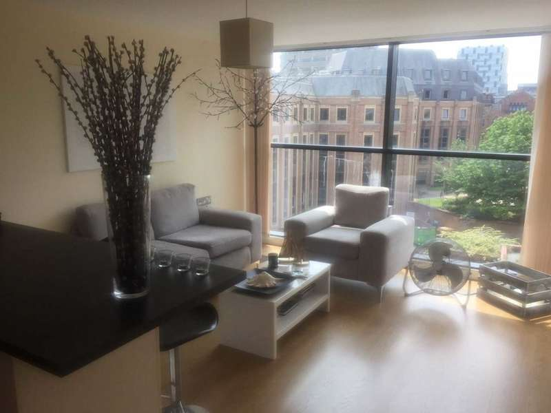 2 Bedrooms Apartment Flat for rent in Hamilton House,Pall Mall, Liverpool