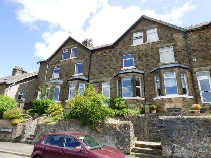 4 Bedrooms Terraced House for sale in Victoria Park Road, Buxton, Derbyshire