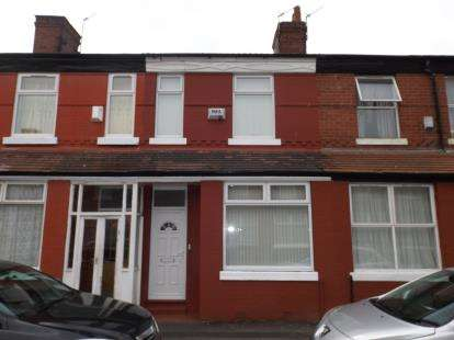 2 Bedrooms Terraced House for sale in Rawcliffe Street, Manchester, Greater Manchester, Uk
