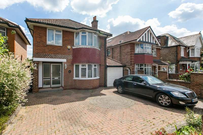 3 Bedrooms Detached House for sale in Perryn Road, London