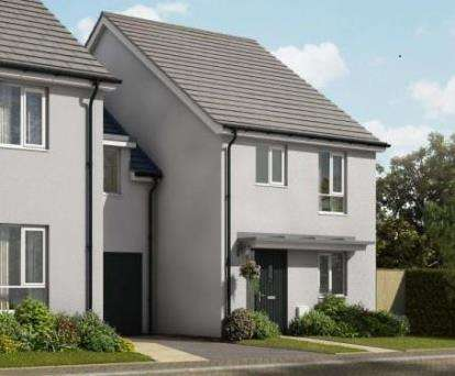 4 Bedrooms Detached House for sale in Vingoes Lane, Madron, Penzance