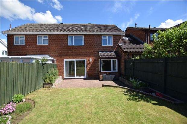 3 Bedrooms Terraced House for sale in Minton Close, BRISTOL, BS14 9YB