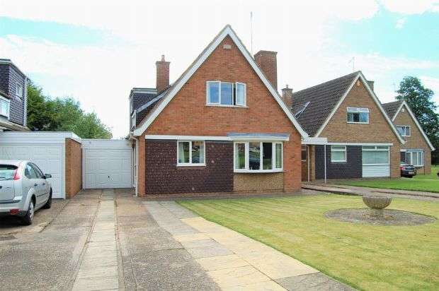 3 Bedrooms Detached House for sale in Milverton Crescent, Abington Vale, Northampton NN3 3AT