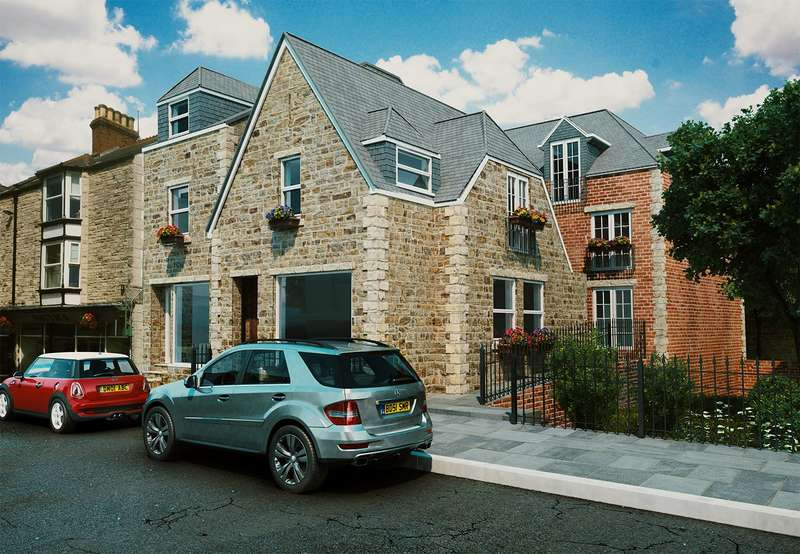 1 Bedroom Ground Flat for sale in HIGH STREET, SWANAGE