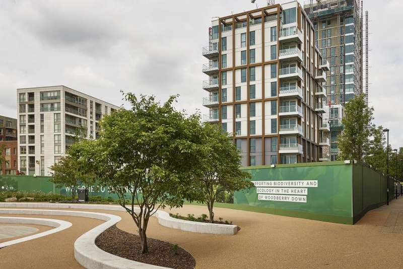 1 Bedroom Flat for sale in Parkhouse, Woodberry Down, Devon Grove, N4