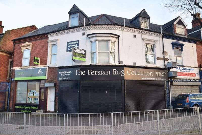 Property for sale in Large Commercial Premises with Residential Above