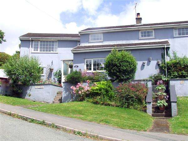 5 Bedrooms Detached House for sale in Belmont, The Gail, Llangwm, LLANGWM