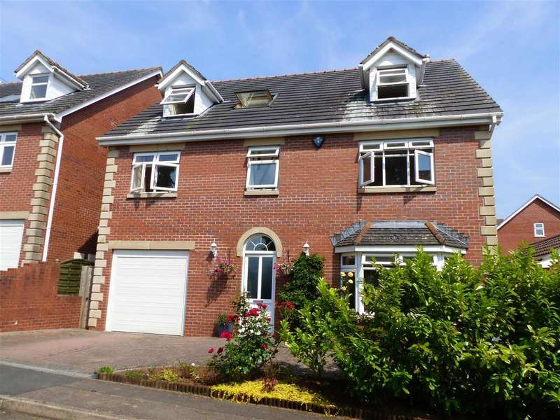 6 Bedrooms Detached House for sale in Oakwood House, Dinham Road, Caerwent