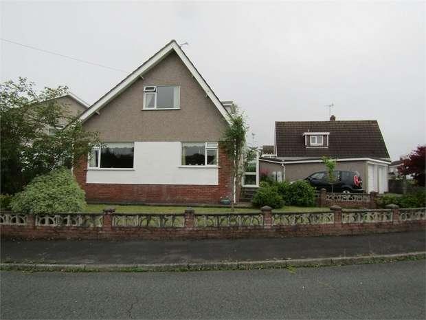 3 Bedrooms Detached Bungalow for sale in Westland Avenue, West Cross, Swansea, West Glamorgan