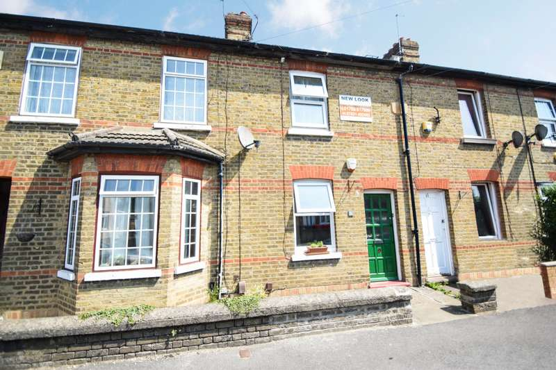 2 Bedrooms Terraced House for sale in Hillside, Slough, SL1