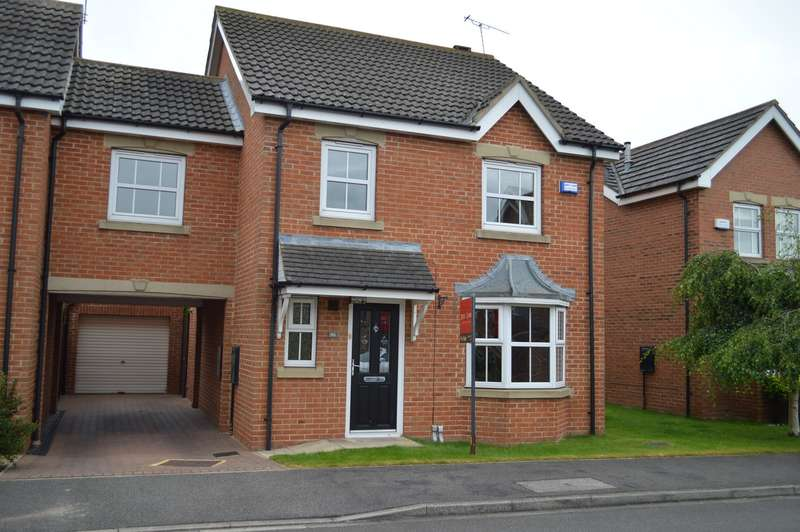 4 Bedrooms Detached House for sale in Old Chapel Close, Long Riston, East Riding of Yorkshire