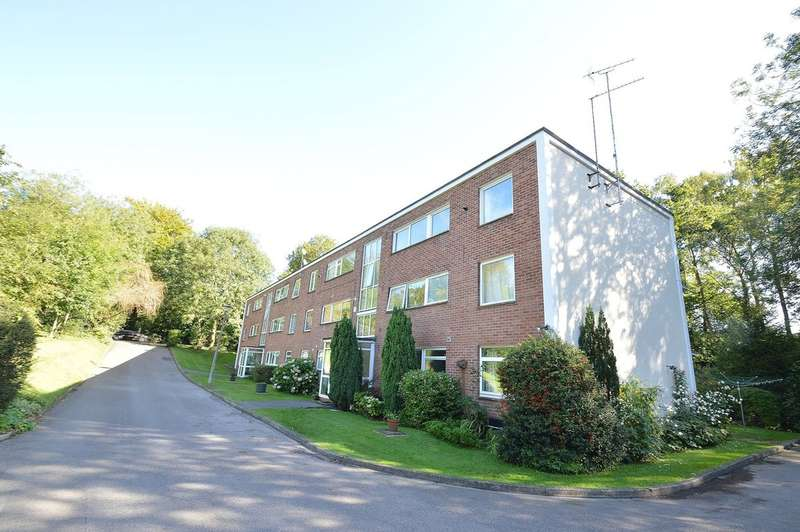 2 Bedrooms Flat for sale in Hiltingbury Court, Hiltingbury Road
