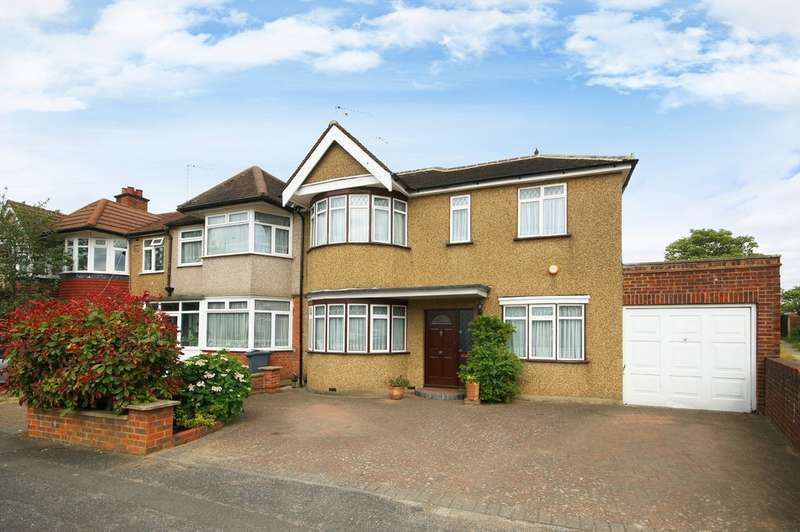 5 Bedrooms End Of Terrace House for sale in Spinnells Road, Harrow