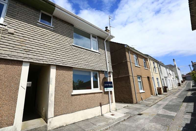 2 Bedrooms End Of Terrace House for sale in Ford, Plymouth