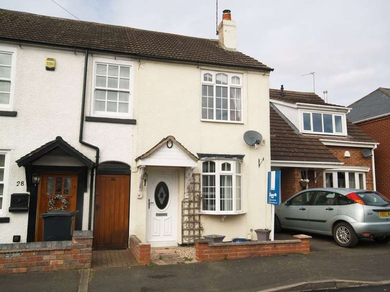 2 Bedrooms End Of Terrace House for sale in Victoria Street, Wall Heath