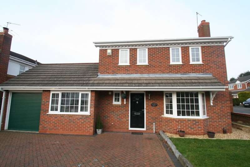 5 Bedrooms Detached House for sale in Bowling Green Road, Stourbridge