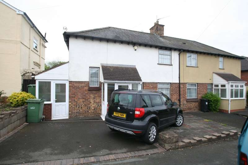 3 Bedrooms Semi Detached House for sale in Grange Road, Stourbridge