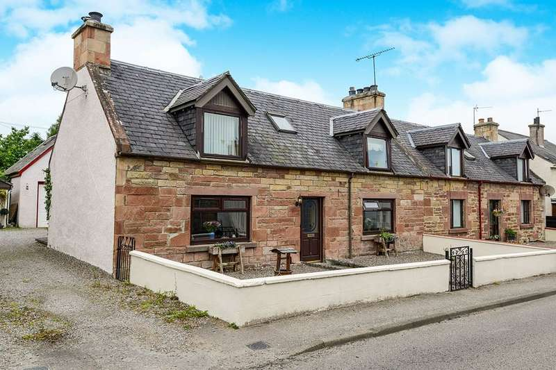 3 Bedrooms Semi Detached House for sale in Proby Street, Maryburgh, Dingwall, IV7