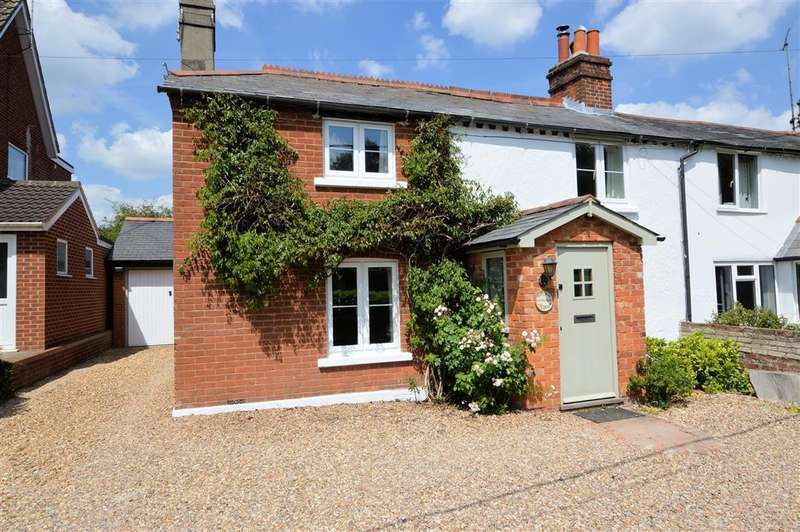 3 Bedrooms Semi Detached House for sale in Burghfield Common, Reading, RG7