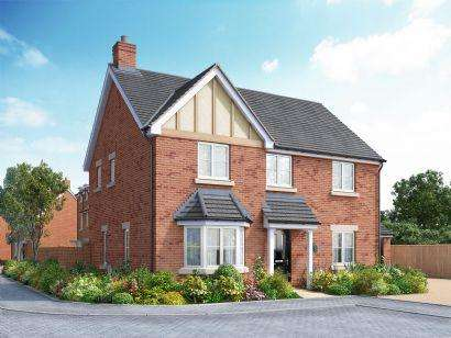 5 Bedrooms Detached House for sale in St Andrews At Kingsfield, Bromham Road, Biddenham