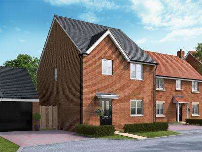 3 Bedrooms Detached House for sale in St Andrews At Kingsfield, Bromham Road, Biddenham