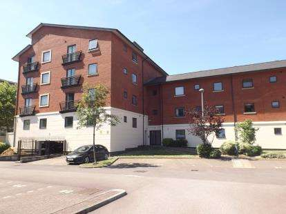 1 Bedroom Flat for sale in Henke Court, Cardiff, Caerdydd, Cardiff Bay