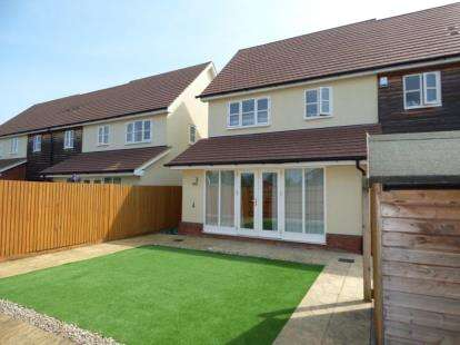 3 Bedrooms Semi Detached House for sale in Far Holme, Middleton, Milton Keynes