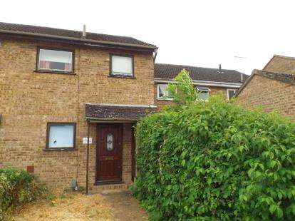 3 Bedrooms End Of Terrace House for sale in Bathurst, Orton Goldhay, Peterborough, Cambridgeshire