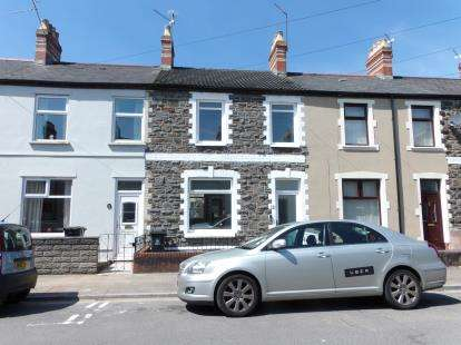 3 Bedrooms Terraced House for sale in Harold Street, Cardiff, Caerdydd