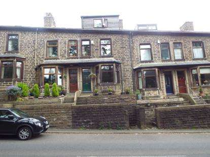 4 Bedrooms Terraced House for sale in Burnley Road, Rossendale, Lancashire, BB4