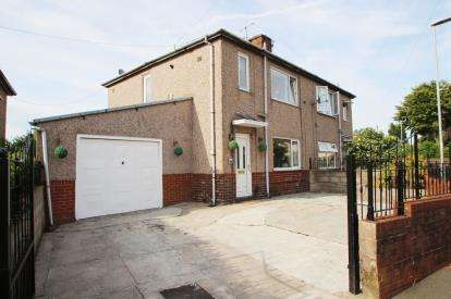 3 Bedrooms Semi Detached House for sale in Mansfield Grove, Brierfield, Nelson, Lancashire, BB9