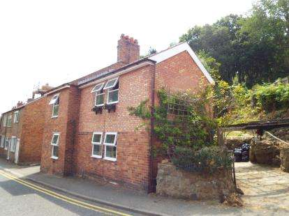 3 Bedrooms Detached House for sale in Castle Street, Caergwrle, Wrexham, Flintshire, LL12