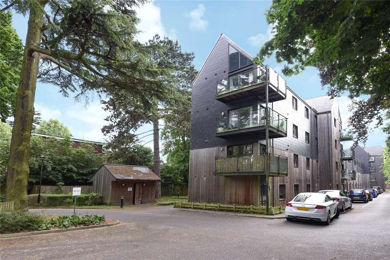 2 Bedrooms Apartment Flat for sale in Outlook Place, Langley Road, Watford, WD17