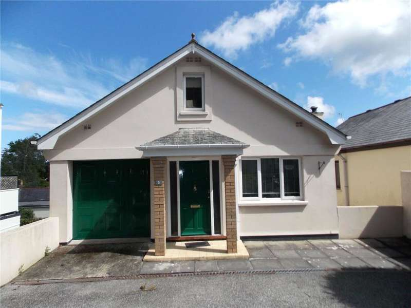 4 Bedrooms Detached House for sale in Strangways Villas, Truro