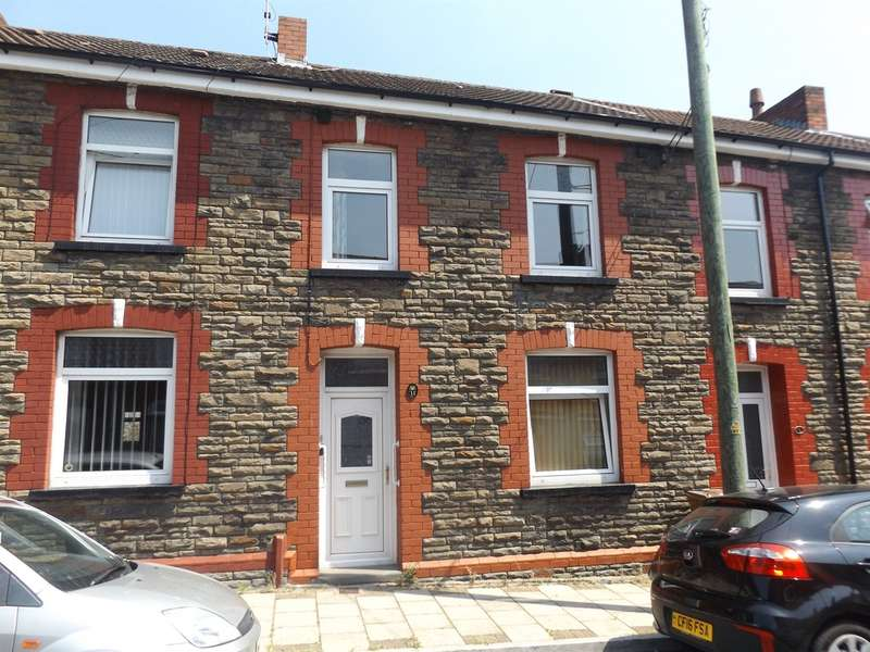 4 Bedrooms Terraced House for sale in Mary Street, Trethomas, Caerphilly