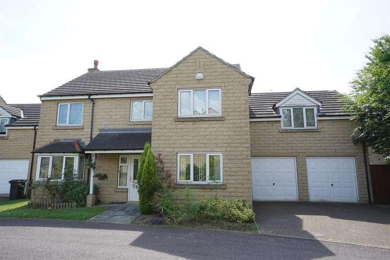 4 Bedrooms Detached House for sale in Bramley Mews, Eckington , Sheffield , S21 4JJ