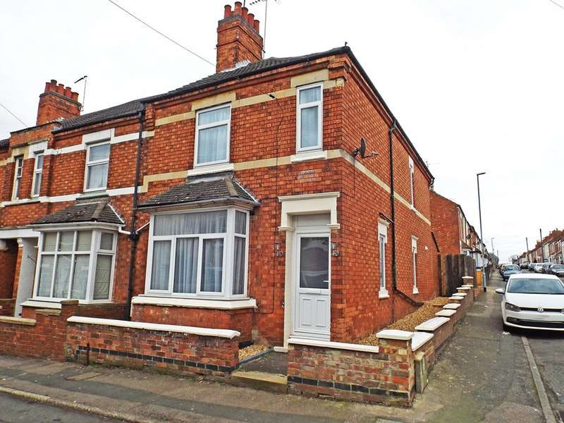 3 Bedrooms End Of Terrace House for sale in union st, kettering, Northamptonshire, NN16