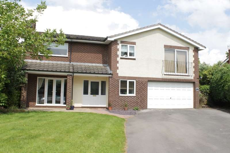 4 Bedrooms Detached House for sale in Ash Lane, Yarnfield, Stone, Staffordshire, ST15