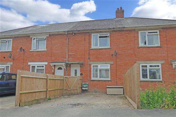 2 Bedrooms Terraced House for sale in Penn View, Wincanton