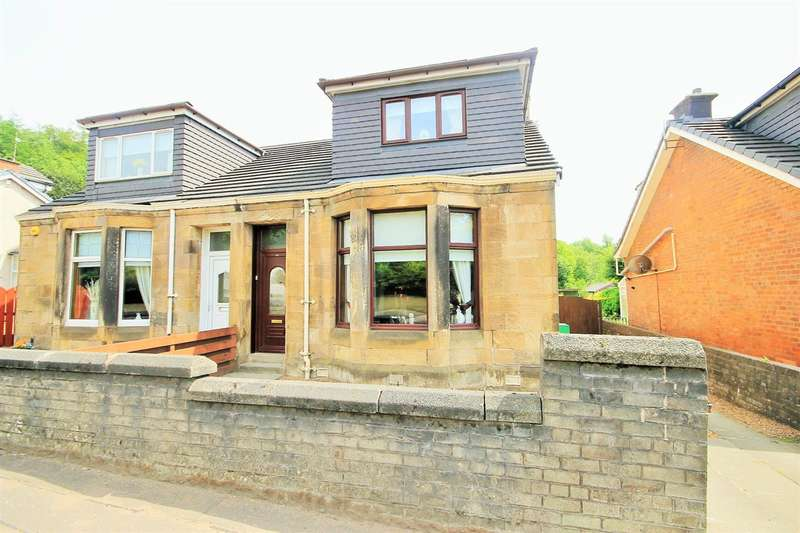 2 Bedrooms Semi Detached House for sale in Merry Street, Motherwell
