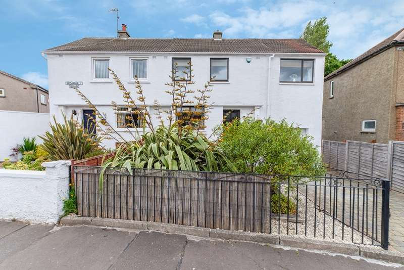 3 Bedrooms Semi Detached House for sale in Broomhall Road, Edinburgh, EH12 7PR