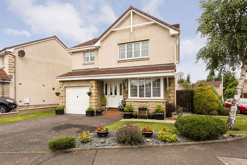 4 Bedrooms Detached Villa House for sale in MacLean Walk, Dunfermilne, Fife, KY11 8TX